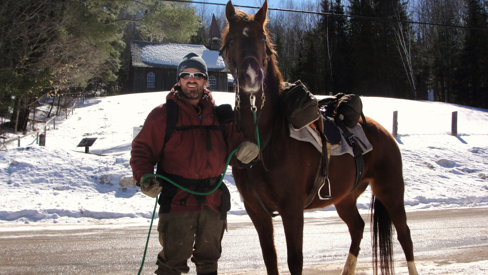 5000 Miles of Hope – A 2 year horse ride fundraiser